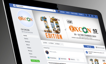 DIGITAL PROMOTIONS FOR MEGA EVENT EXCON 2019